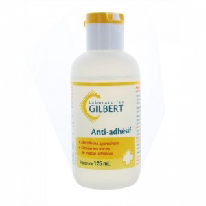 anti-adhesif 125ml Gilbert healthcare
