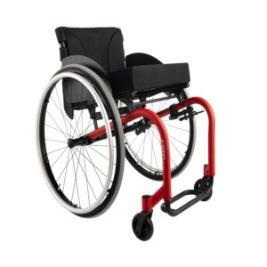 Fauteuil roulant invacare k-series attract manuel