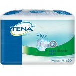 Tena Flex Medium Super x30