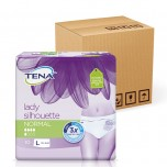 TENA Lady Silhouette Normal Large carton