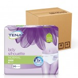 TENA Lady Silhouette Normal Medium - carton