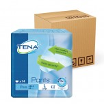 TENA PANTS PLUS LARGE - carton