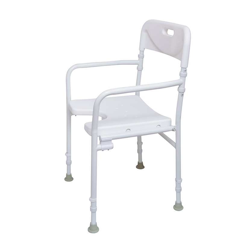 Chaise de douche pliable bastide le confort m dical for Chaise pliable