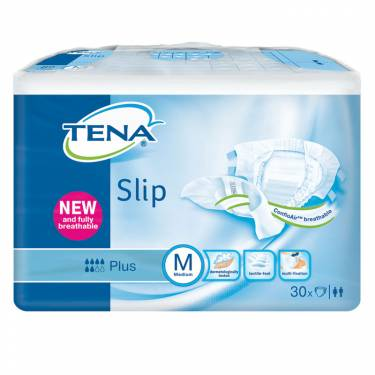 TENA SLIP PLUS MEDIUM - Image n°1