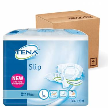 TENA Slip Large Plus - Pack éco - Image n°1