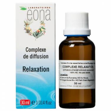 Complexe de diffusion relaxation 30 ml - Image n°1