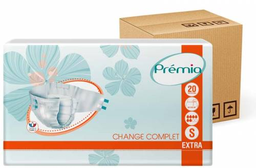 Prémia Change Complet Extra - Taille S - Pack éco - Image n°1