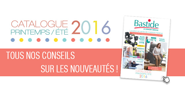 catalogue printemps été 2016