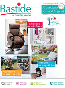 Catalogue printemps ete 2017 Bastide Le Confort Medical